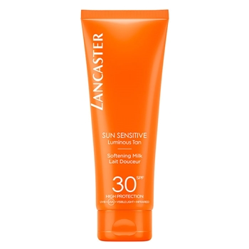LANCASTER Sun Sensitive Luminous Tan Delicate Soothing Milk SPF30 125 ml