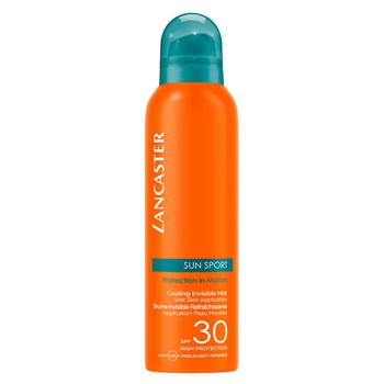 LANCASTER Sun Sport Cooling Invisible Mist SPF30 200 ml