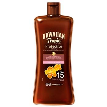 Hawaiian Tropic Tropic Protective Dry Spray Oil SPF15 100 ml