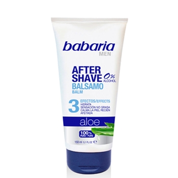 Babaria After Shave Bálsamo Aloe Vera 150 ml