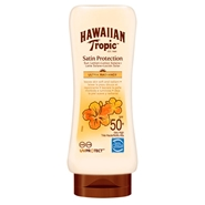 Satin Protection Sun Lotion SPF50+ de Hawaiian Tropic