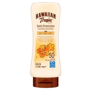 Satin Protection Sun Lotion SPF50+ de Hawaiian Tropic