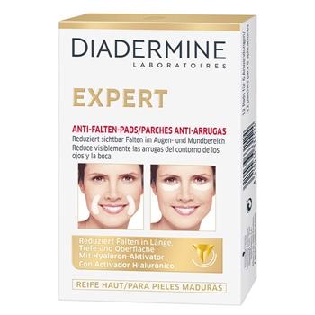 Diadermine Parches Expert Anti-Arrugas 12 Unidades