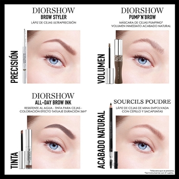 DIORSHOW BROW STYLER  de Dior