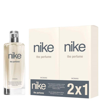 Nike The Perfume Woman 75 ml Vaporizador + 75 ml Vaporizador