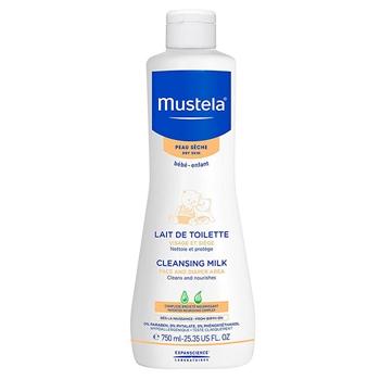 Loción Hidratante y Limpiadora de Mustela
