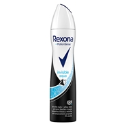 Invisible Aqua Desodorante en Spray de Rexona