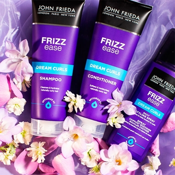 FRIZZ EASE Dream Curls Champú de John Frieda