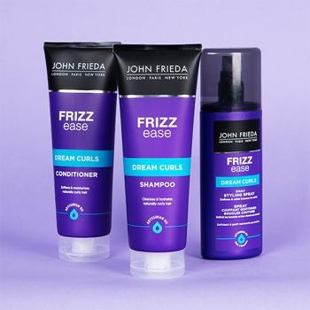 FRIZZ EASE Dream Curls Spray de John Frieda