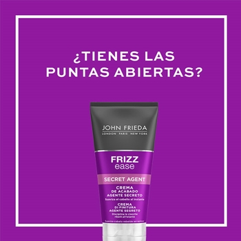 FRIZZ EASE Secret Agent  de John Frieda