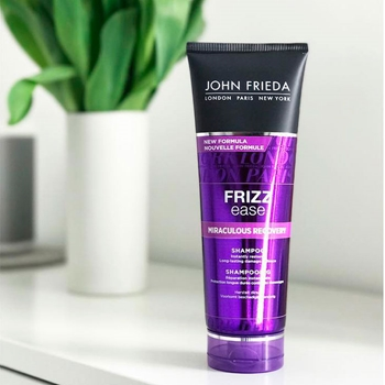 FRIZZ EASE Miracolous Recovery Champú de John Frieda