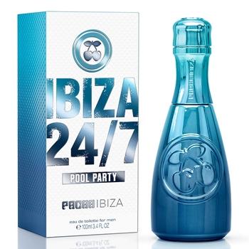 Pacha Ibiza 24/7 Pool Party Man 100 ml Vaporizador