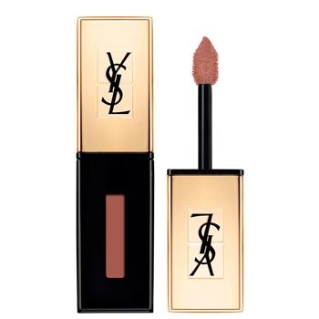 Yves Saint Laurent Rouge Pur Couture Vernis a Levrès  Nº 55 Beige Estampe