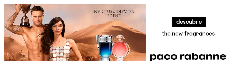 Paco Rabanne Perfumes, Colonias y Fragancias - Paco Perfumerías
