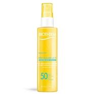 Spray Solaire Lacté SPF50 de BIOTHERM