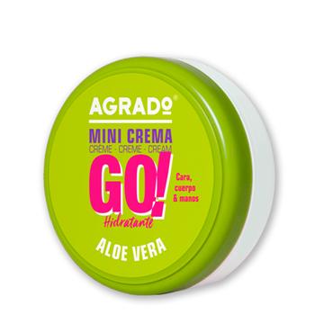 Agrado Crema Go! Aloe Vera 50 ml
