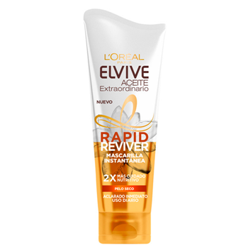 Elvive ACEITE EXTRAORDINARIO Rapid Reviver Mascarilla 200 ml