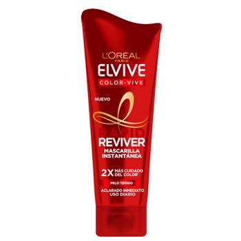 Elvive COLOR-VIVE Rapid Reviver Mascarilla 200 ml