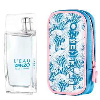 "KENZO L'EAU KENZO pour Femme 50 ml Vaporizador ""Neo Edit."""