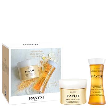 Payot Crème Sublime Élixir Estuche 200 ml + Huile de Douche Relaxante 125 ml
