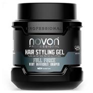 Hair Styling Gel Full Force de Novon