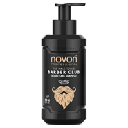Barber Club Beard Care Shampoo de Novon