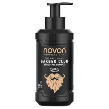 Novon Barber Club Beard Care Shampoo 250 ml