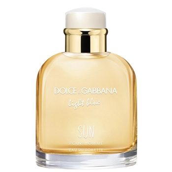 "Dolce & Gabbana LIGHT BLUE SUN POUR HOMME ""Limited Edition"" 125 ml Vaporizador"