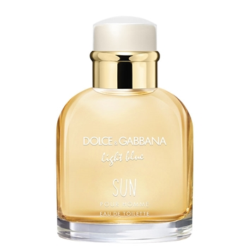 "Dolce & Gabbana LIGHT BLUE SUN POUR HOMME ""Limited Edition"" 75 ml Vaporizador"