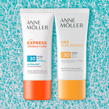 Express Double Care Sun Kiss SPF30 de Anne Möller