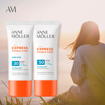 Express Double Care SPF50 de Anne Möller