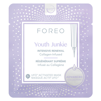 UFO Youth Junkie Mask de FOREO