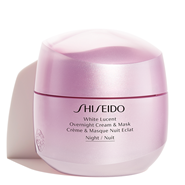 White Lucent Overnight Cream & Mask de Shiseido