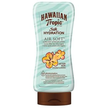 Hawaiian Tropic Air Soft Silk Hydration After Sun 180 ml