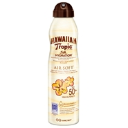 Air Soft Silk Hydratacion Bruma Sun Protection Continuous Spray SPF50 de Hawaiian Tropic