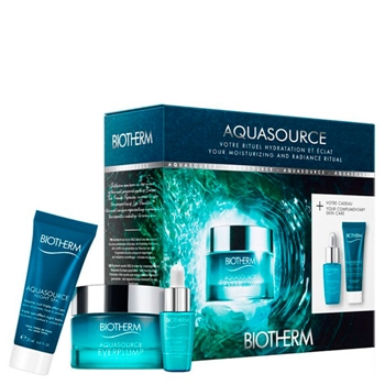 BIOTHERM Aquasource Everplump Estuche 50 ml + 2 Productos