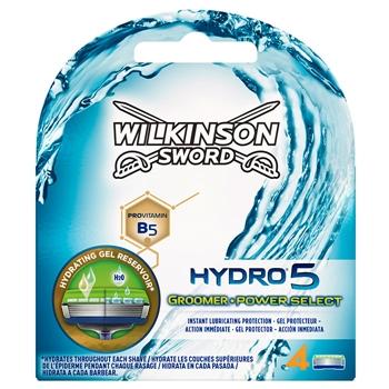 Wilkinson HYDRO 5 GROOMER CARGADOR 4 Unidades