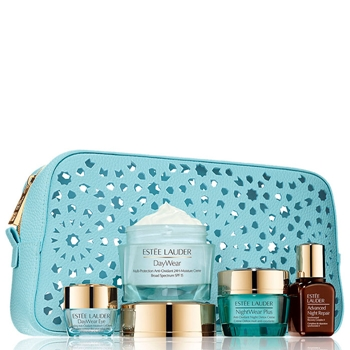 Estée Lauder DAYWEAR ADVANCED MULTI-PROTECTION ANTI-OXIDANT CREME Estuche 50 ml + 3 Productos
