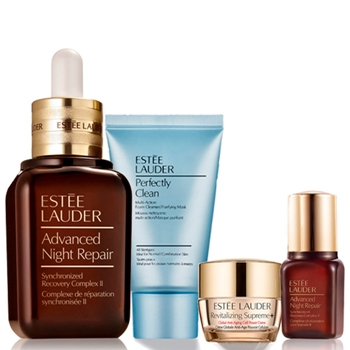 Estée Lauder ADVANCED NIGHT REPAIR SYNCHRONIZED RECOVERY COMPLEX II Estuche 50 ml + 3  Productos