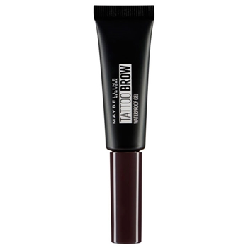 Maybelline Tattoo Brow Waterproof Gel Nº 07 Black Brown