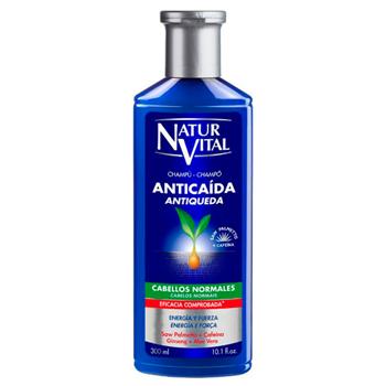Natur Vital Champú Anticaída Cabellos Normales 400 ml