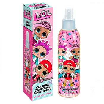 LOL Lol Body Spray 200 ml Vaporizador