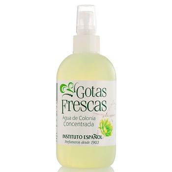 Instituto Español Gotas Frescas Agua de Colonia 80 ml Vaporizador