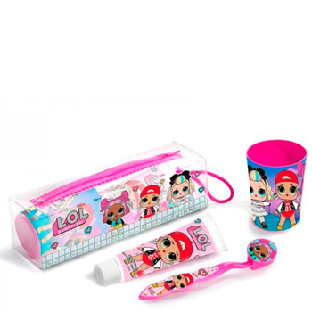 LOL Lol Higiene Dental Estuche 75 ml + Cepillo + Vaso