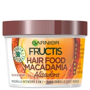 Hair Food Macadamia Mascarilla de Fructis