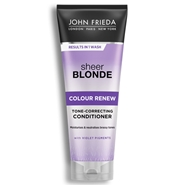 SHEER BLONDE Colour Renew Acondicionador de John Frieda