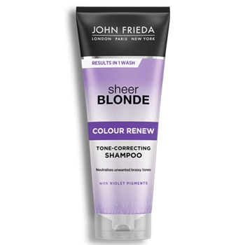 John Frieda SHEER BLONDE Colour Renew Champú 250 ml