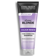 SHEER BLONDE Colour Renew Champú de John Frieda