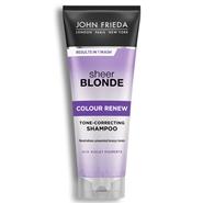 SHEER BLONDE Colour Renew Champú de John Frieda