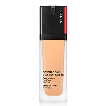 Shiseido Synchro Skin Self-Refreshing Foundation SPF30 Nº 310 Silk